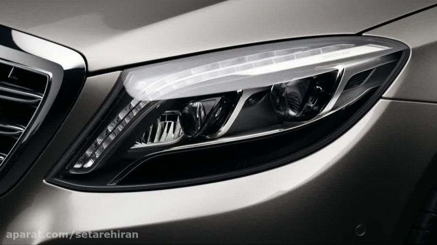 معرفی مجلل ترین خودرو جهان S600 مایباخ پولمن