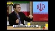 سوتی شبکه ی سه و توهین به آرش برهانی در برنامه ی زنده