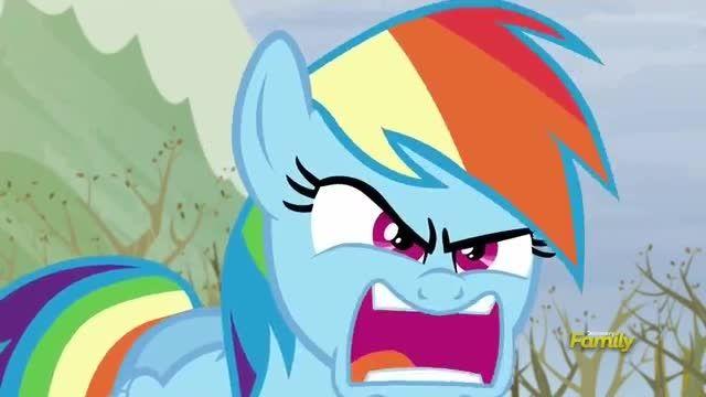 وقتی رنگین کمان عصبانی میشه این شکل را نشان میدهد