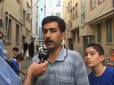 مصاحبه خنده دار پخش نشده از صدا و سیما -11 mosahebeh kh