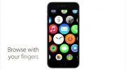 سیستم عامل ساعت اپل بر روی ایفون 6