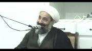 خوش اخلاقی علامه جرجانی شاهرودی در مشهد