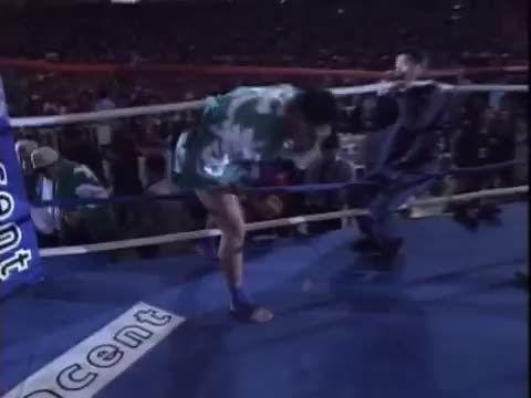 مبارزه اَندی هوگ و ماساکی ساتاکه 1997