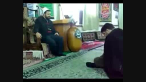 روضه خوانی حاج محمود کریمی و حاج سعید حدادیان