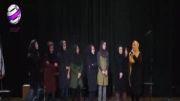 سرکار خانم سودابه شادمان عضو شرکت گلوبال مجری