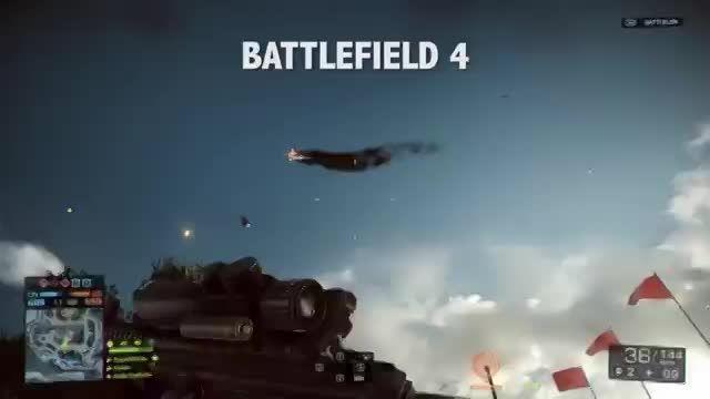 تریلر جالبی از بازی زیبا  Battle field HARDLINE