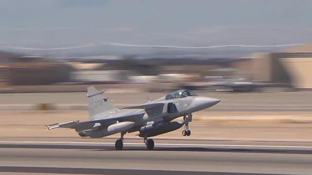 گرپین جی آ اس 39   Saab JAS-39 Gripen