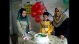 برگزاری جشن تولددانش آموز پایه چهارم دبستان مفتاح دانش