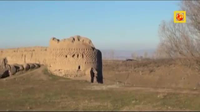 معرفی کهنه قلعه مشکین شهر