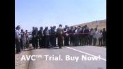 افتتاح آسفالته راه روستائی خواجه غور