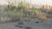 محاصره داعشی ها و بدرک واصل شدن چندین داعشی