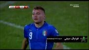ایتالیا 1 - 0 مالت