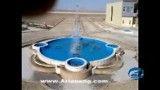 بزرگترین آبنمای موزیکال استان کرمانwww.ArianEng.ir  3