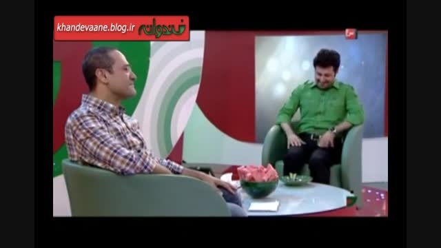 خندوانه، 15 مرداد 94، هومن حاجی عبداللهی - بخش اول