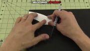 ساخت موشکی با قابلیت نشست،برخاست با اب،با لوازم دم دستی