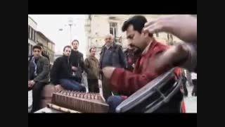 نوازنده ایرانی در ترکیه Iranian Musician in Istanbul, T