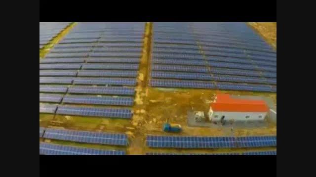 اولین فرودگاه خورشیدی جهان