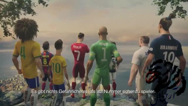 آخرین فوتبال 2014