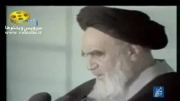 نظر امام خمینی درمورد امام خامنه ای