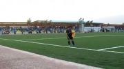 ضربات پنالتی و قهرمانی طوفان کوخرد در لیگ جوانان بستک