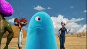 انیمیشن سریالی Monsters VS Aliens | قسمت 6 | Frenemy Mine
