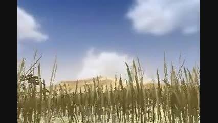 عقاب شیر را به اسمان برد (دنیای خنده برای سلطان جنگل)