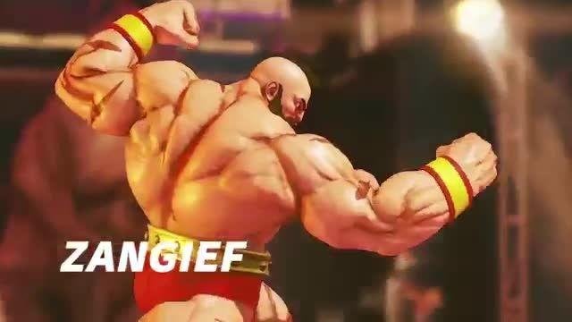 بازی Street Fighter