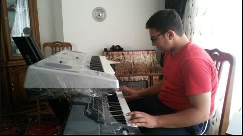 آهنگ کردی (شاد کردی)-2-Masoud Mahdavi 14