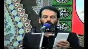 حاج حسن باقری شب تاسوعا سال 1374 تکیه حاج سید حسن قم