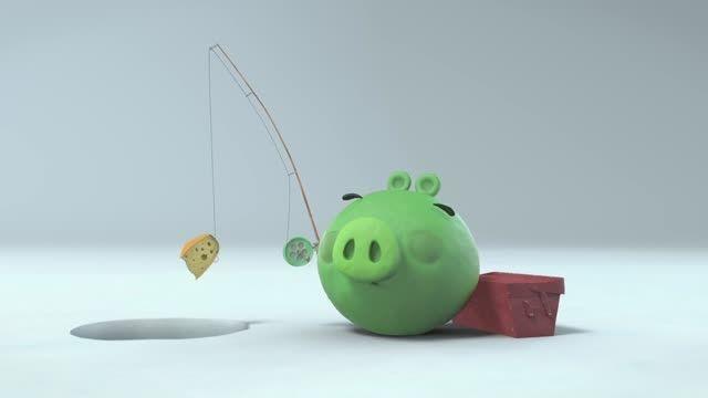کارتون قصه های خوکی (سبزک) (Piggy Tales) قسمت 27