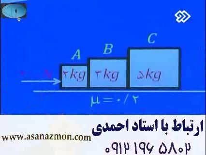 حل سوالات کنکور سراسری فیزیک و نکات مشاوره ای 5