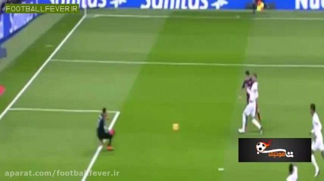 خلاصه بازی رئال مادرید 0 بارسلونا 4