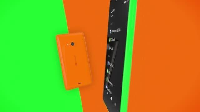 معرفی Microsoft Lumia 535 - کیفیت HD