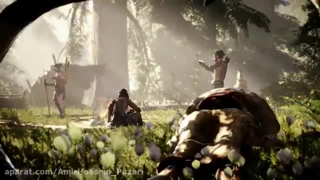 تریلر بازی Far Cry Primal