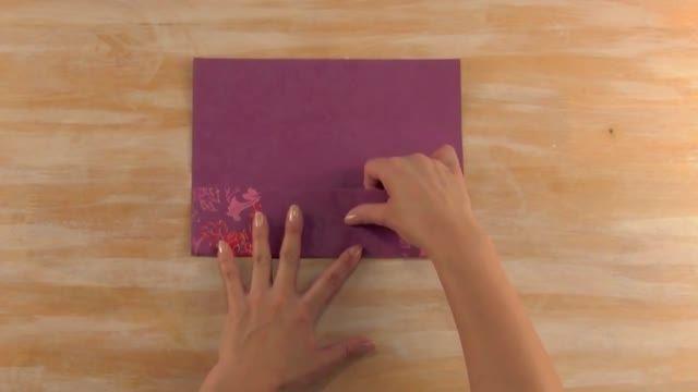 آموزش درست کردن پاکت نامه