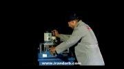 دستگاه تی زن پروفیل آلومینیومی و UPVC