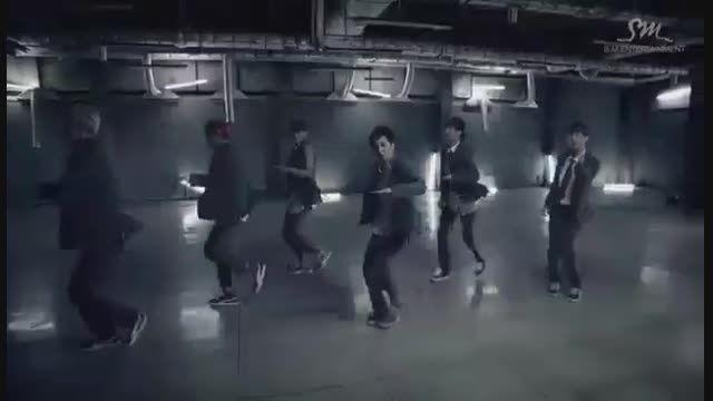 میکس آهنگ بابک جهانبخش روی موزیک ویدیو گروه exo