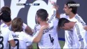 گل اول رئال مادرید به یوونتوس توسط کریستیانو رونالدو