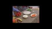 آموزش آشپزی گیاهی (وگان) - لوبیا پلو