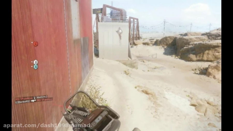 گیم پلی خودم Call of Duty Black Ops 3