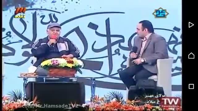 سوتی فوق العاده اکبر عبدی در شبکه3[www.javantimes.ir]