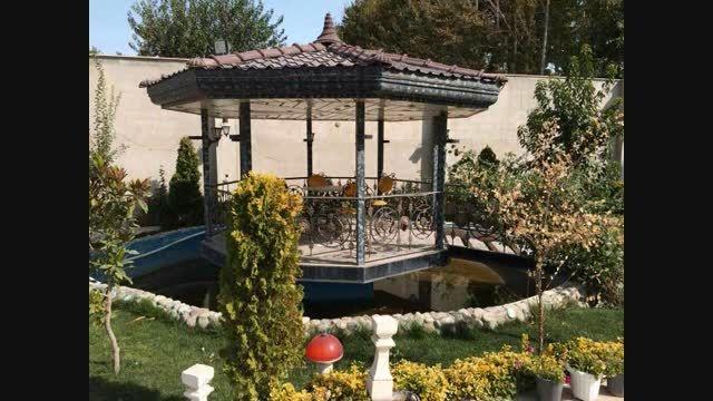 فروش باغ ویلای فوق العاده لوکس در شهریار