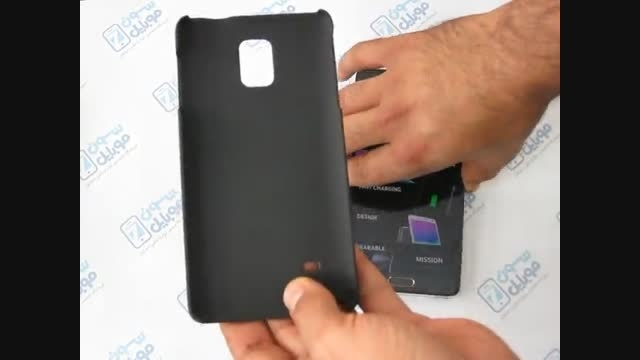 گارد سخت SAMSUNG Galaxy Note4 طرح فلزی