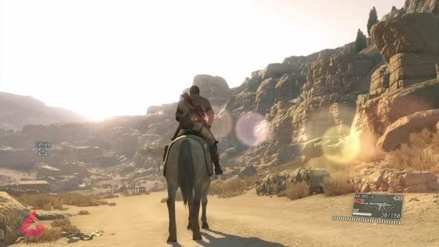 بررسی ویدیویی بازی Metal Gear Solid V: The Phantom Pain