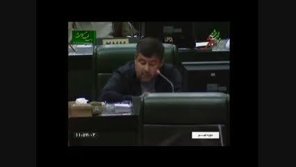 اعتراض نماینده خوزستان به روحانی . . .