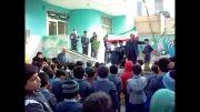 برگزاری مراسم روز دانش آموز