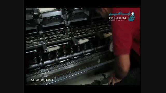 جاروبرقی قدرتمند- جاروبرقی سه فاز- مکنده صنعتی توربینی