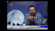 تلاوت اذان سید طاها حسینی (13 ساله) در برنامه اسرا _ 08-12-9