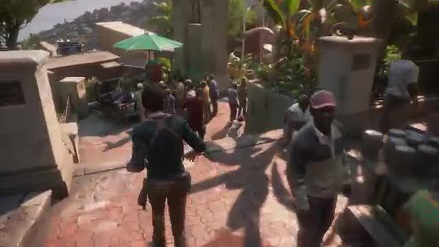 E3 2015:جدید ترین تریلر از گیم پلی بازی UNCHARTED 4