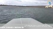 قایق بادی جیمینی بست وی با موتور قایق بنزینی 8 اسب بخار
